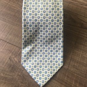 Banana Republic (made in Italy) 100% Silk tie